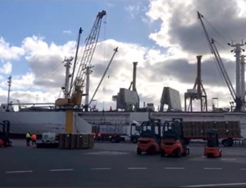 B&S Cargo trabaja en optimizar los espacios portuarios del Puerto de Las Palmas